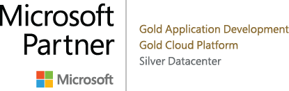 Exclaimer is a Microsoft Gold Partner.