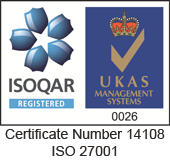 Exclaimer's ISO 27001:2013 Certification