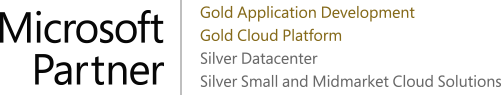 Microsoft Gold Cloud Platform & Gold Application Development