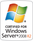 Windows Server 2008 R2 Certified-logo