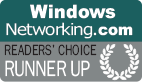 WindowsNetworking.com Readers' Choice Award Runner Up